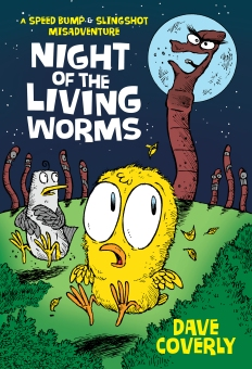 Night of the Living Worms cover lo res